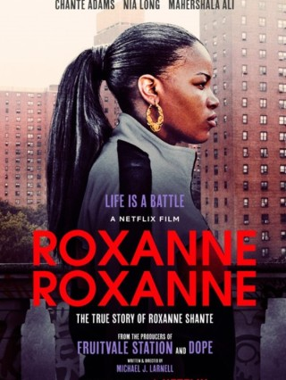 Roxane Shante's bio is creating a lot of buzz