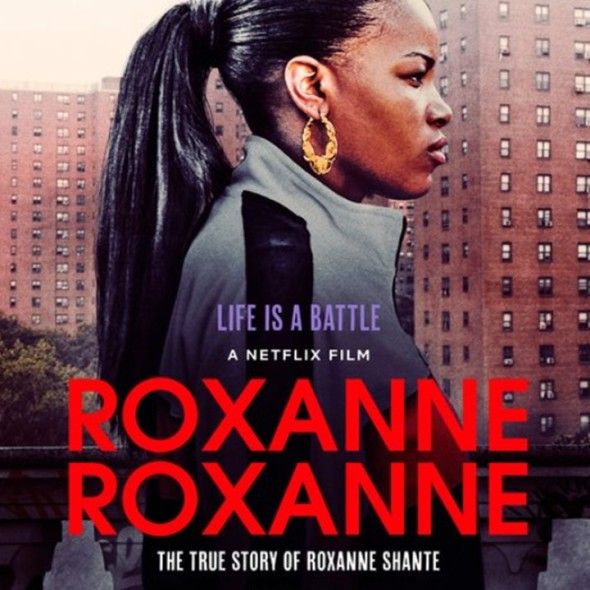 Roxane Shante's bio is creating a lot of buzz