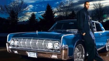 Hip Hop Cars NY Auto Show 2018 - Carmelo Anthony