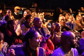 AUDIENCE at Black Female Photographers by DC Livers