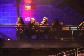 Black Women photographers by DC Livers balcony