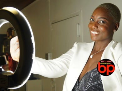 EXCLUSIVE: Salon Party at Nadia Vassell by DC Livers