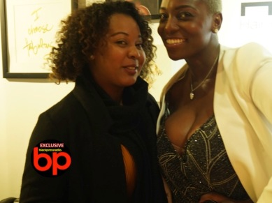 Salon Party at Nadia Vassell by DC Livers