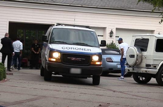 LAPD coroner Kim Porter