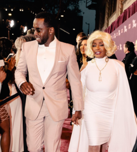 Janice Combs - Diddy's mother - celebrates her birthday on December 21, 2018