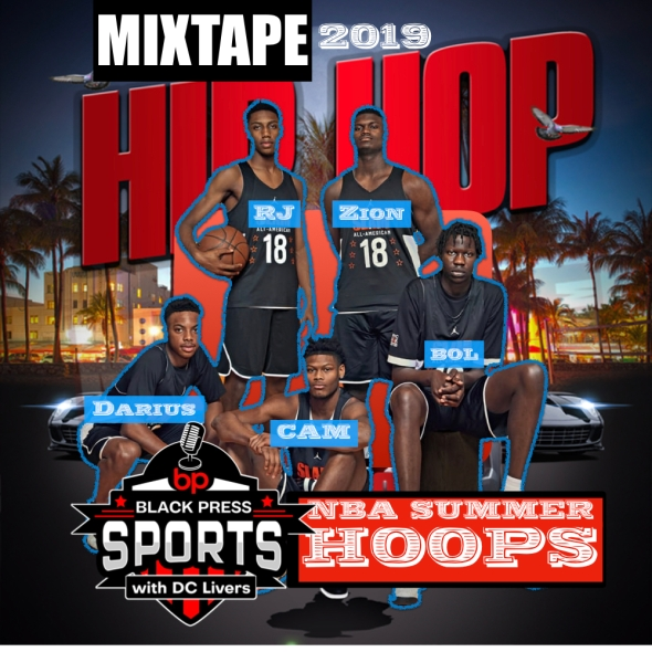 Black Press Radio DISRUPTS the NBA