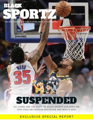 Black Sportz - NBA Cancelled Edition