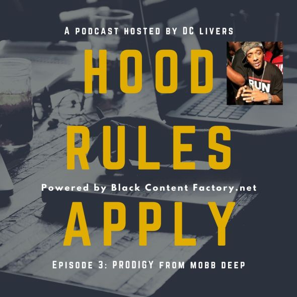 Hood Rules Apply Podcast: Episode 3