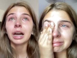 Izabella's Tik Tok video on George Floyd and her family's racist reaction went viral