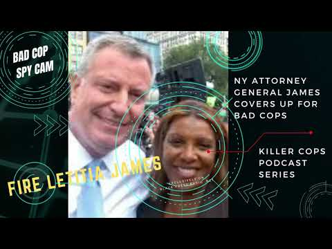 FIRE LETITIA JAMES NY Attorney General