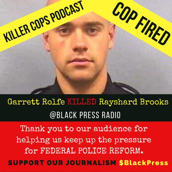 Killer Cop Garrett Rolfe