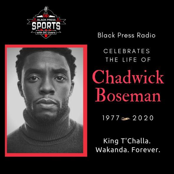 Chadwick Bossman dies on Jackie Robinson Day 2020