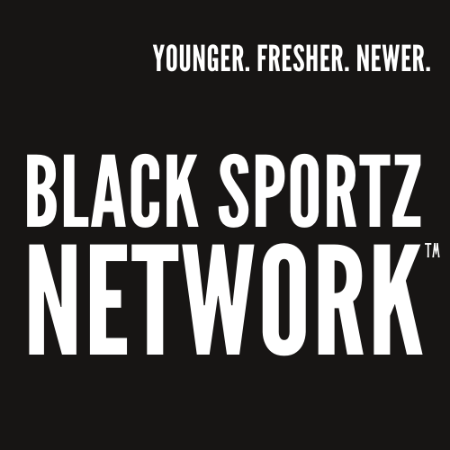 Black Sportz Network logo