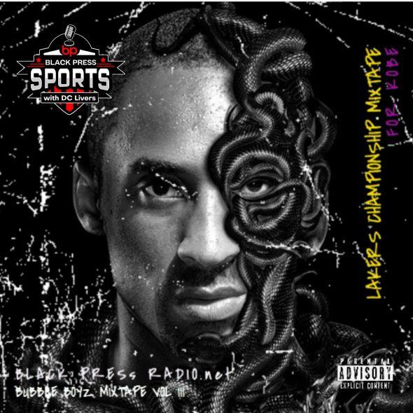 Lakers 2020 NBA Championship honoring Kobe