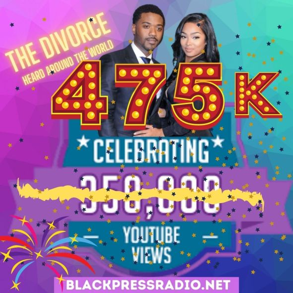 Ray J and Princess video passes Wendy Williams and sprints toward 500,000 views