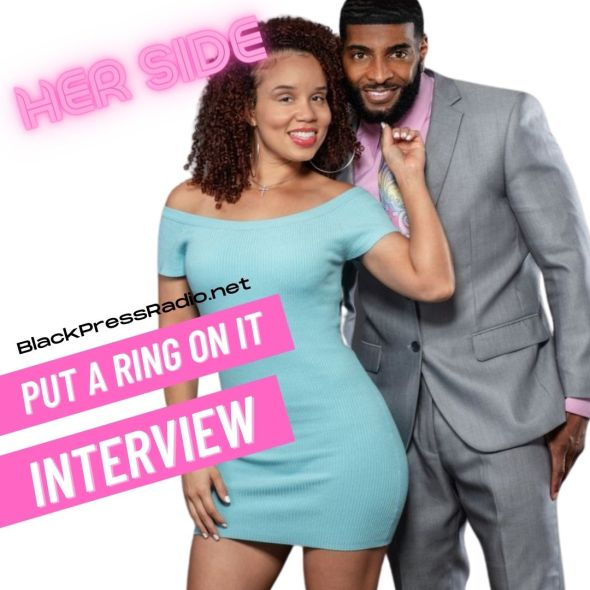 Ashley from Put a Ring On It tells HER side