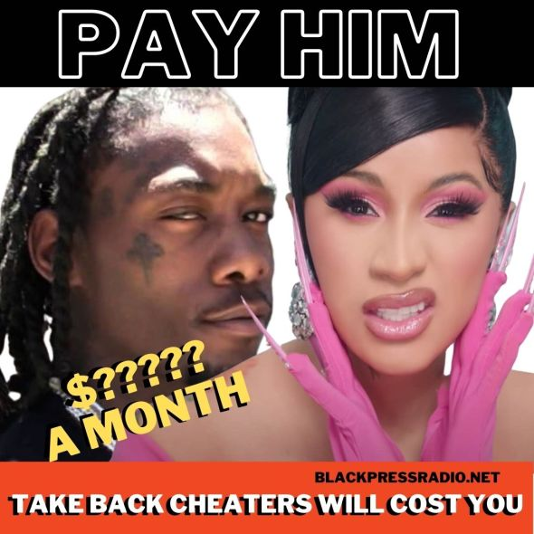 Cardi B would have to pay a lot of money to OFFSET in divorce