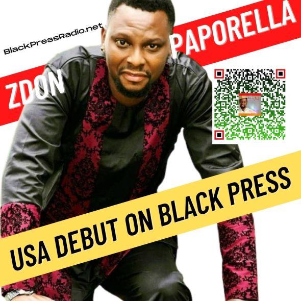 "Zdon Paporella debuts ""Grateful"" in the USA"